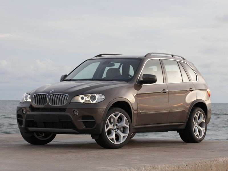 Research the 2013 BMW X5