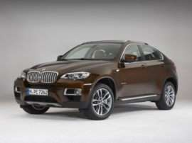 2013 BMW X6 xDrive35i 4dr All-wheel Drive Sports Activity Coupe
