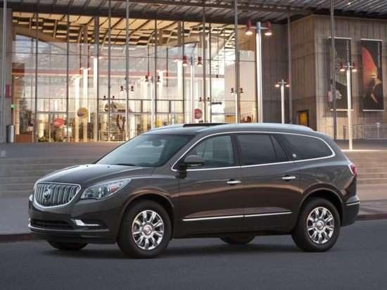2013 Buick Enclave Convenience AWD