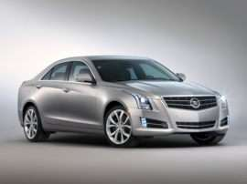 2013 Cadillac ATS 2.5L 4dr Rear-wheel Drive Sedan