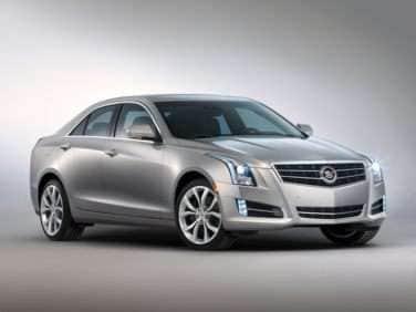 2013 Cadillac ATS 2.0L Turbo AWD