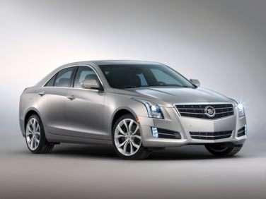 2013 Cadillac ATS 2.0L Turbo Premium RWD