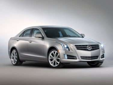 2013 Cadillac ATS 2.0L Turbo Performance AWD