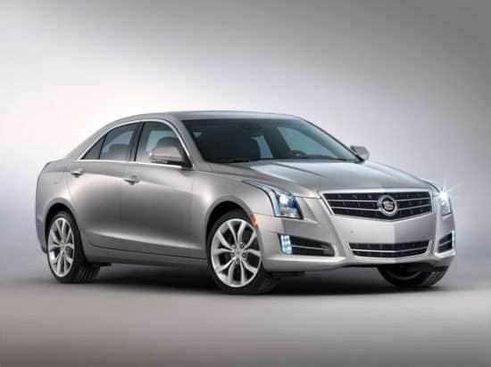 2013 Cadillac ATS 2.0L Turbo Luxury AWD