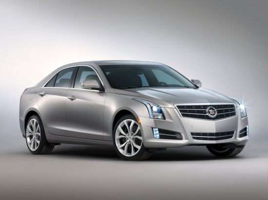 2013 Cadillac ATS 2.0L Turbo Premium AWD