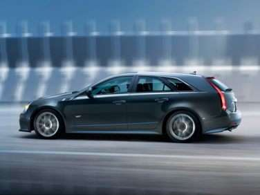 2013 Cadillac CTS-V Road Test & Review