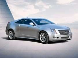 2013 Cadillac CTS Base 2dr Rear-wheel Drive Coupe