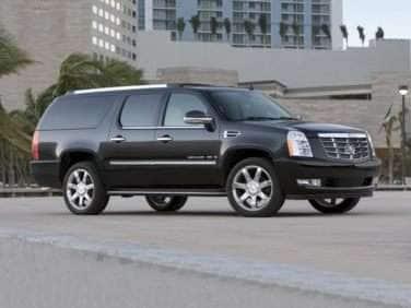 2013 Cadillac Escalade ESV Platinum Edition 4x2
