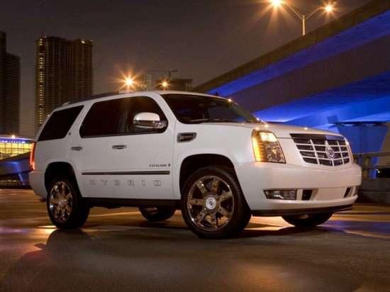 2013 Cadillac Escalade Hybrid Platinum Edition 4x4