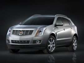 2013 Cadillac SRX Base 4dr Front-wheel Drive