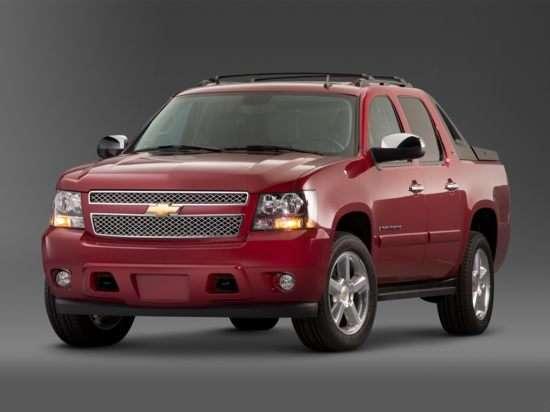 2013 Chevrolet Avalanche LT 4x2