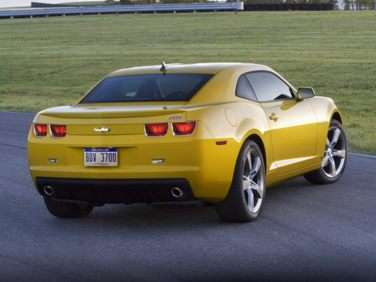 New York Auto Show: 2014 Chevy Camaro SS in for 'Significant' Upgrade