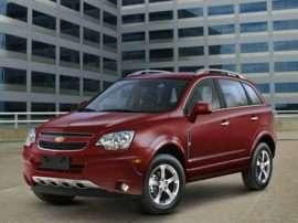 2013 Chevrolet Captiva Sport 1LS 4dr Front-wheel Drive