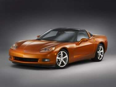 2013 Chevrolet Corvette Base Coupe