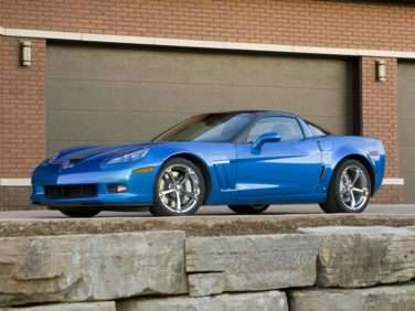 2013 Chevrolet Corvette Grand Sport Coupe