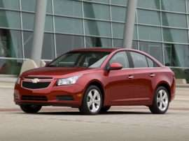 2013 Chevrolet Cruze LS Manual 4dr Sedan