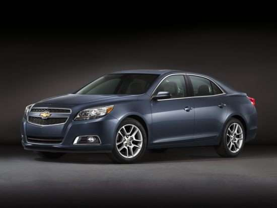02. Chevrolet Malibu Turbo Turns Up The Heat