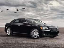2013 Chrysler 300 Base 4dr Rear-wheel Drive Sedan