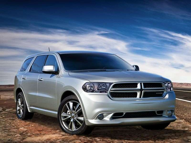 Research the 2013 Dodge Durango