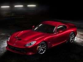 2013 Dodge SRT Viper Base 2dr Coupe