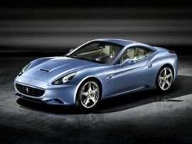 2013 Ferrari California Base 2dr Convertible