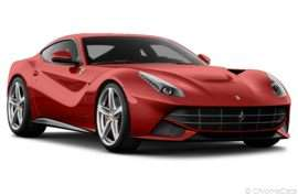 2013 Ferrari F12berlinetta Base 2dr Coupe