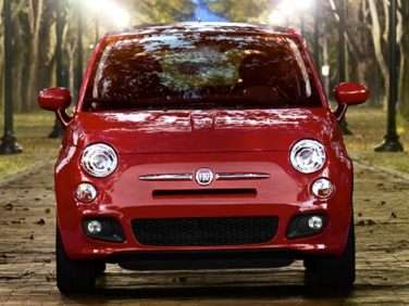 West Coast Winner: 2013 Fiat 500