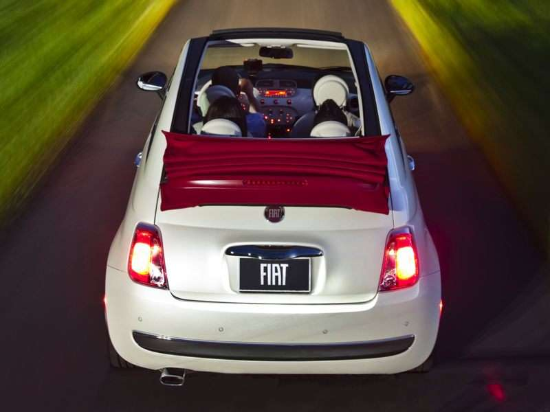 Research the 2013 FIAT 500c
