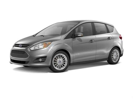 2013 Ford C-Max Hybrid Officially Rated at 47 MPG