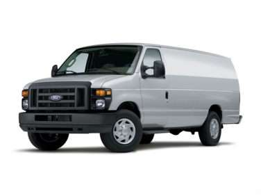 2013 Ford E-150 Extended Cargo HD