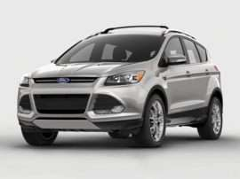 2013 Ford Escape S 4dr Front-wheel Drive