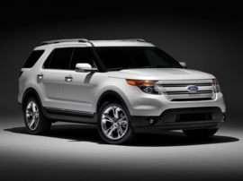 2013 Ford Explorer Base 4dr Front-wheel Drive