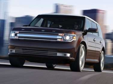 2013 Ford Flex Limited AWD Duratec