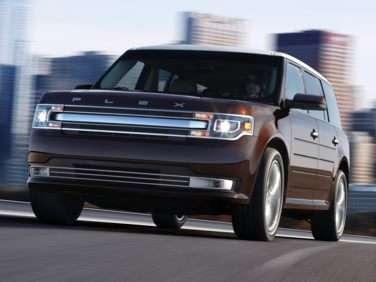 2013 Ford Flex Limited w/EcoBoost AWD