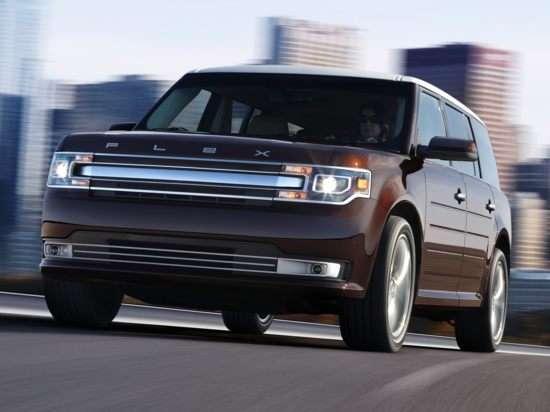 2013 Ford Flex SEL AWD Duratec