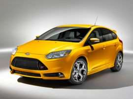 2013 Ford Focus ST Base 4dr Hatchback