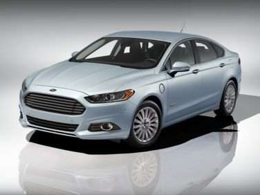 2013 Ford Fusion Energi SE Luxury
