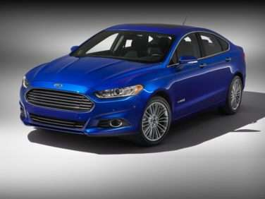 2013 Ford Fusion Hybrid