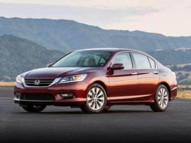 2013 Honda Accord EX (CVT) Sedan