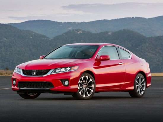 2013 Honda Accord EX-L (CVT) Coupe