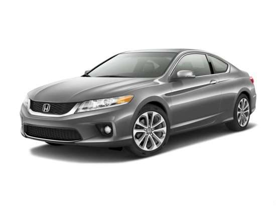 2013 Honda Accord EX-L V-6 With Navigation (M6) Coupe