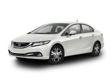 2013 Honda Civic Hybrid w/Leather/Navi