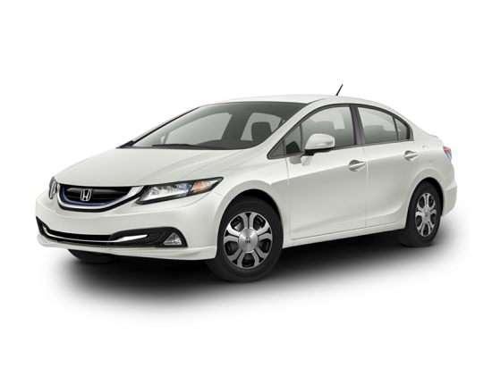 2013 Honda Civic Hybrid With Navigation
