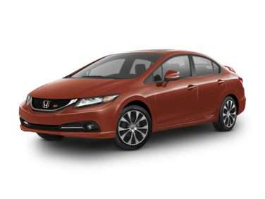 2013 Honda Civic Si With Navigation (M6) Sedan