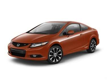 2013 Honda Civic Si w/Summer Tires & Navi (M6) Coupe