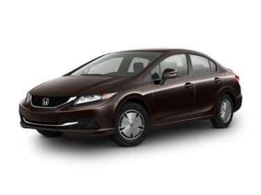 2013 Honda Civic HF (A5) Sedan