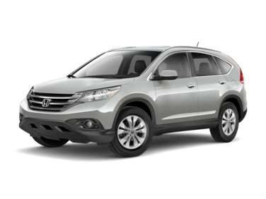 2013 Honda CR-V EX-L w/Rear Entertainment AWD