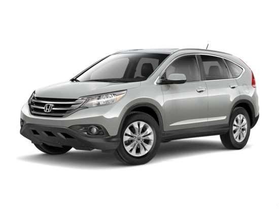 2013 Honda CR-V EX-L With Navigation AWD
