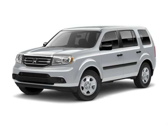 2013 Honda Pilot 7-Seat Crossover Video Review