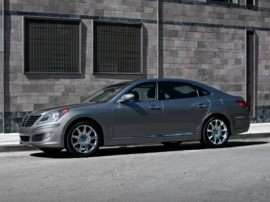 2013 Hyundai Equus Signature 4dr Rear-wheel Drive Sedan